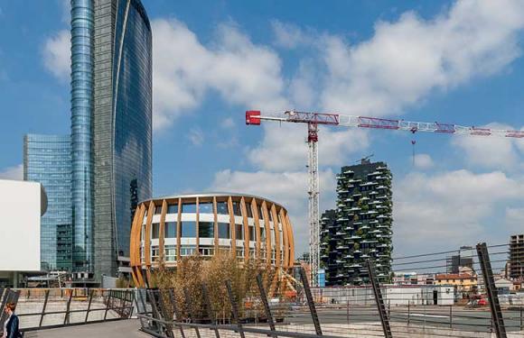 02. Unicredit building, Milan (Italy)