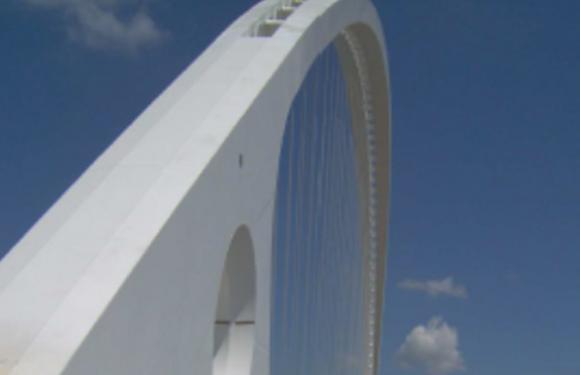04. Calatrava Viaduct, Reggio Emilia (Italy)